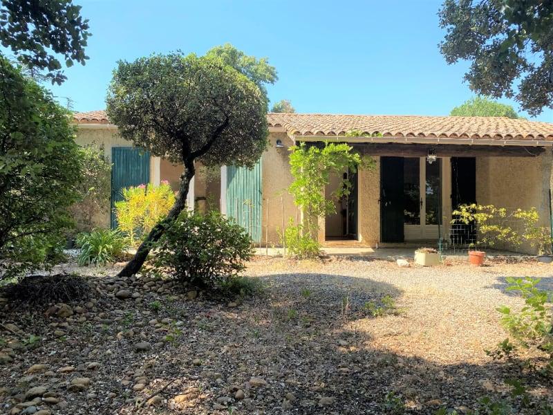 Sale house / villa Villeneuve les avignon 410000€ - Picture 1