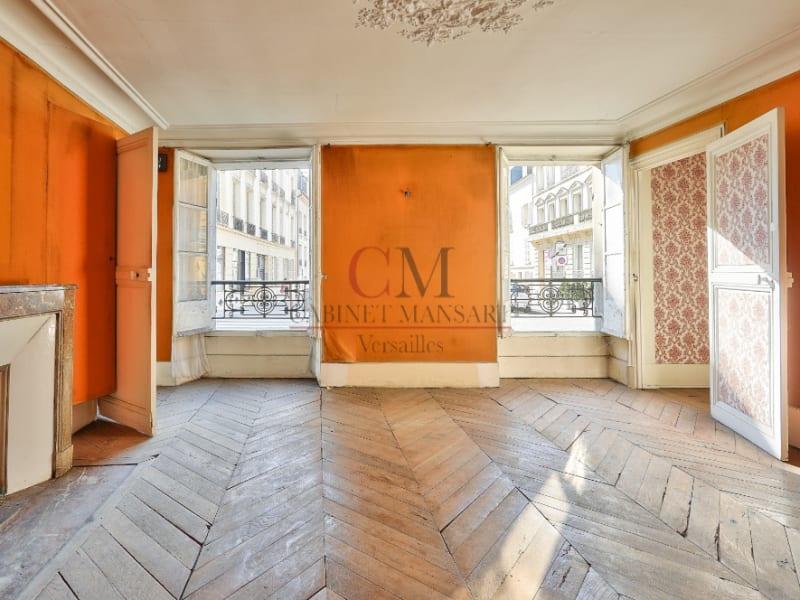 Sale apartment Versailles 441000€ - Picture 4