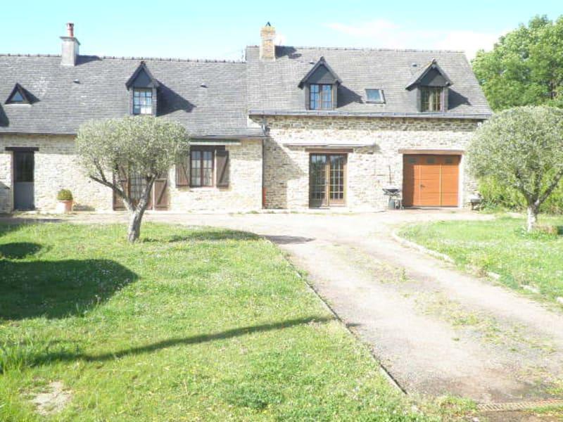 Vente maison / villa Thourie 156750€ - Photo 2