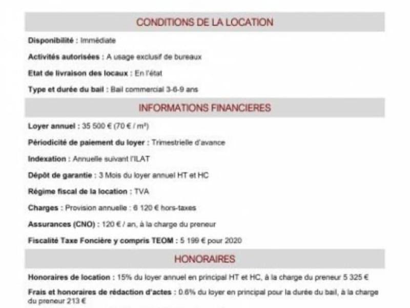 Location bureau Tarbes 2958,33€ HC - Photo 7