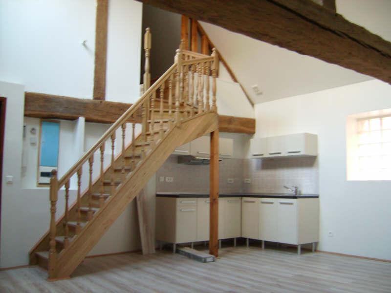 Rental apartment Chanteloup les vignes 815€ CC - Picture 1