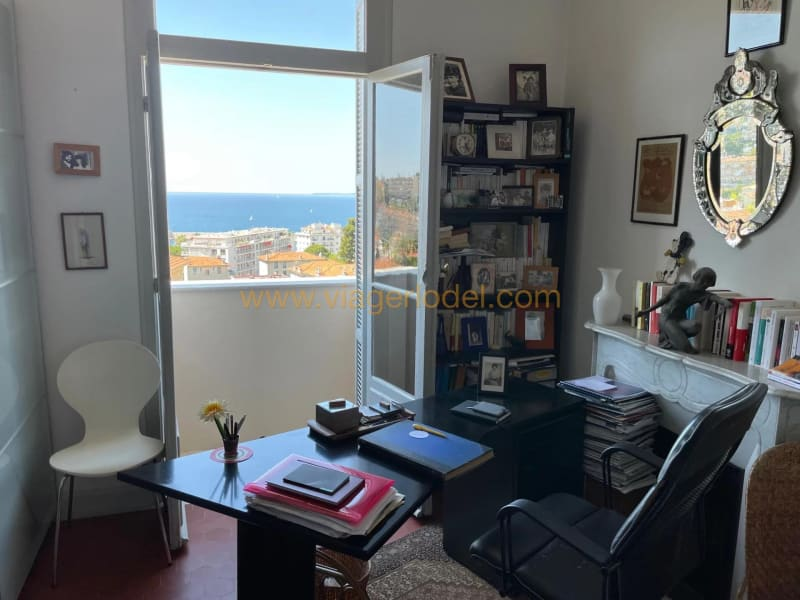 Viager appartement Nice 135000€ - Photo 8
