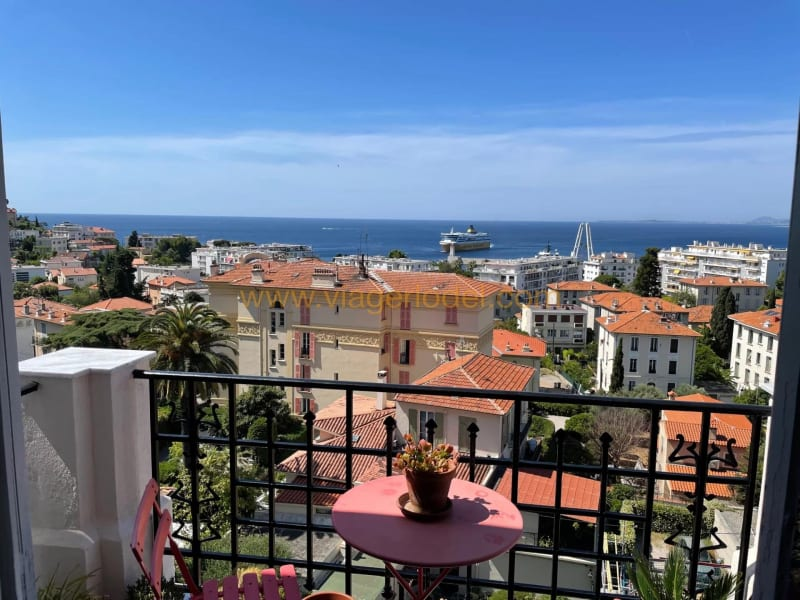 Viager appartement Nice 135000€ - Photo 1