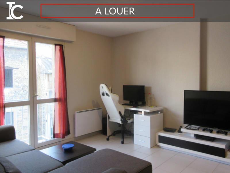 APPARTEMENT VOIRON - 1 pièce - 33.71 m²