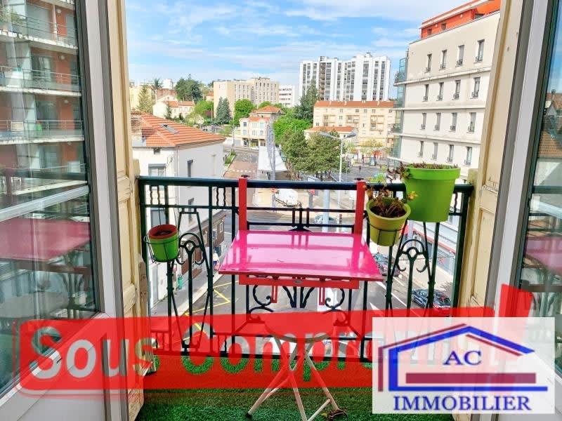 Vente appartement St etienne 90000€ - Photo 1