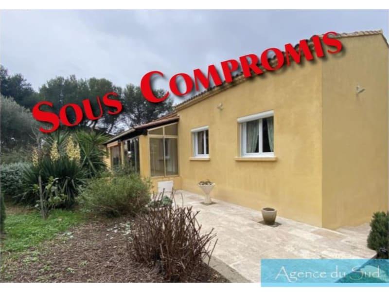 Vente maison / villa Carnoux en provence 549000€ - Photo 1