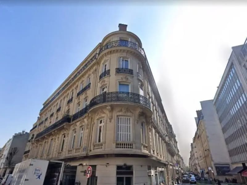 Rental apartment Paris 8ème 1160€ CC - Picture 1