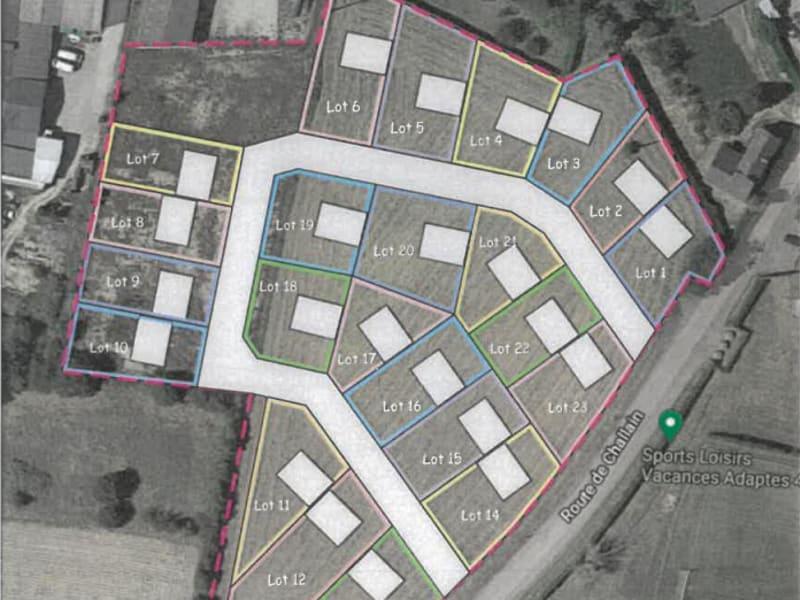 Vente terrain Segre en anjou bleu 49000€ - Photo 1