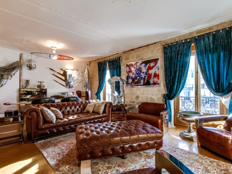 Location appartement Paris 8ème 3800€ CC - Photo 4