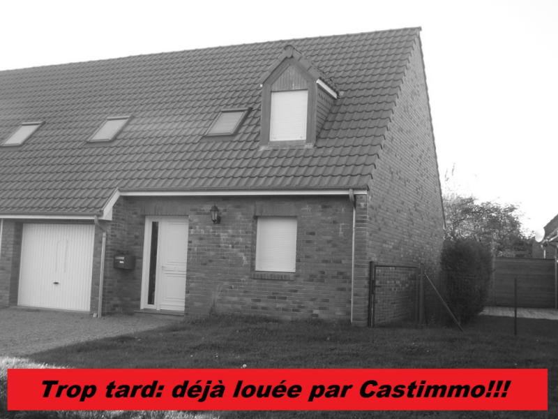 Location maison / villa Landas 1000€ CC - Photo 1