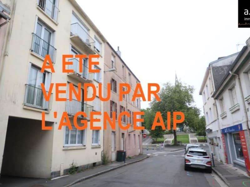 Sale apartment Brest 89600€ - Picture 1