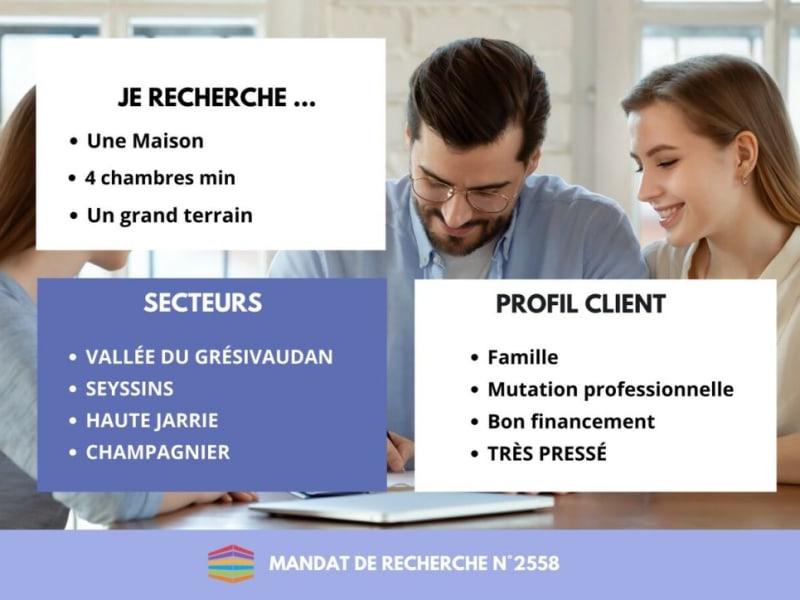 Verkauf haus Brié-et-angonnes 750000€ - Fotografie 2
