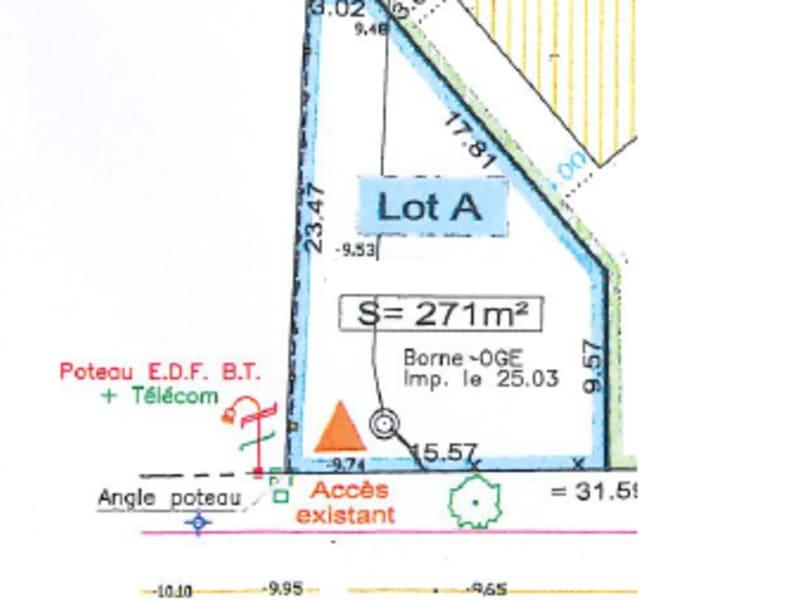 Vente terrain St aignan grandlieu 127500€ - Photo 3