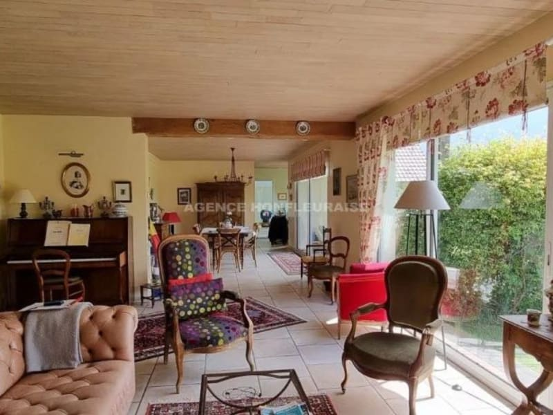 Vente maison / villa Bouquelon 630000€ - Photo 2