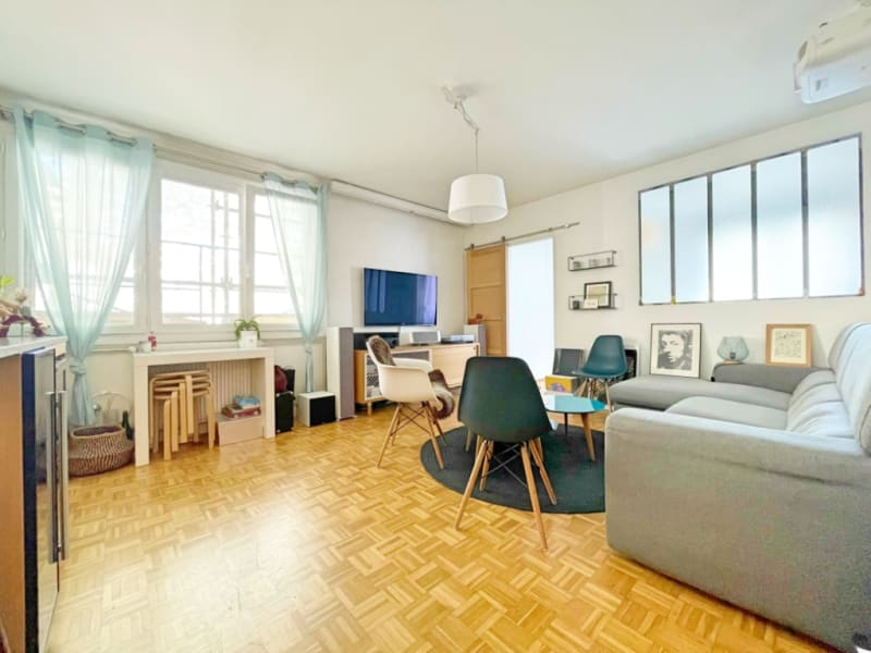 Vente appartement Paris 20ème 575000€ - Photo 1