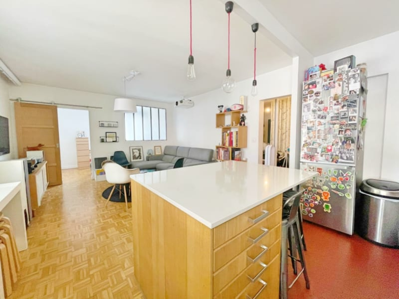 Sale apartment Paris 20ème 575000€ - Picture 3