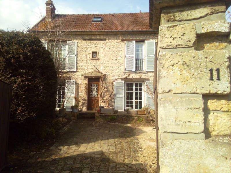 Vente maison / villa Pontoise 372200€ - Photo 1