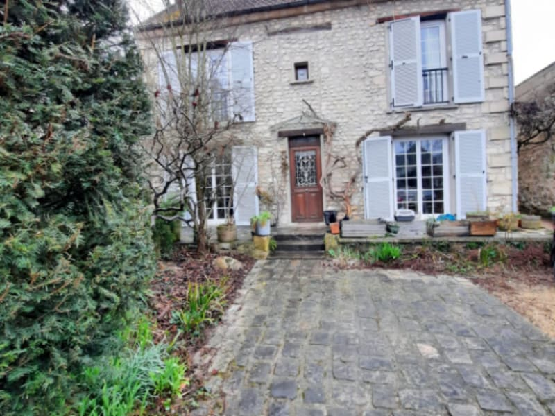 Vente maison / villa Pontoise 372200€ - Photo 2