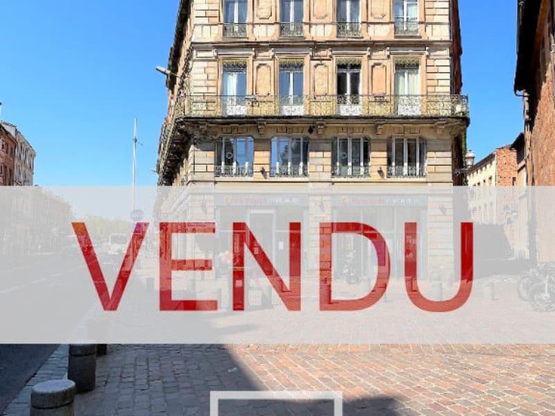 Venta  apartamento Toulouse 68000€ - Fotografía 1