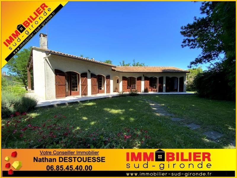 Sale house / villa Landiras 327200€ - Picture 1