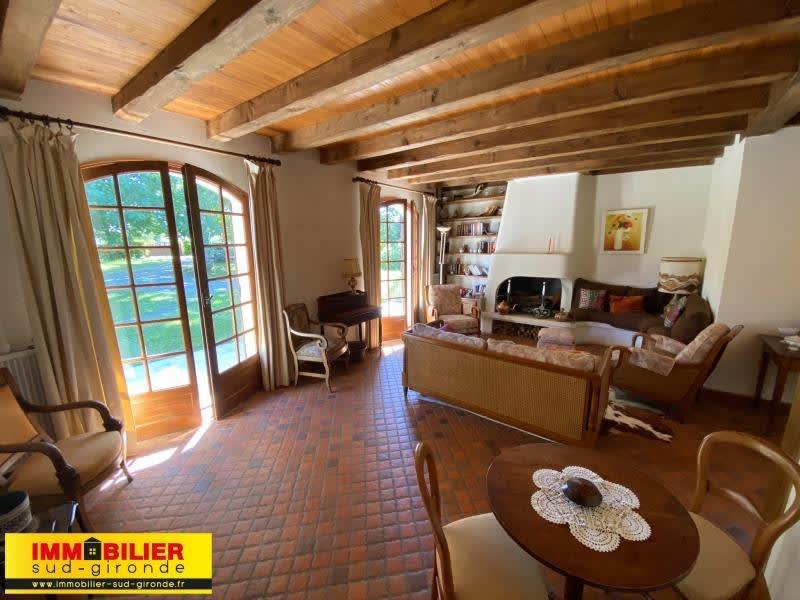 Sale house / villa Landiras 327200€ - Picture 3