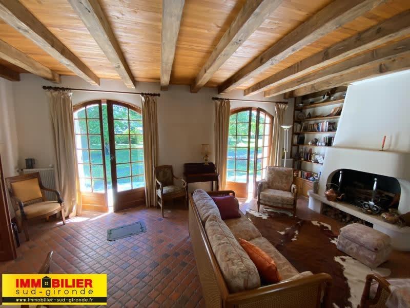 Sale house / villa Landiras 327200€ - Picture 4