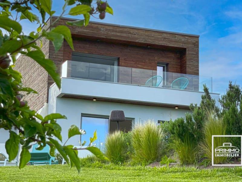 Vente maison / villa Saint didier au mont d or 1855000€ - Photo 1