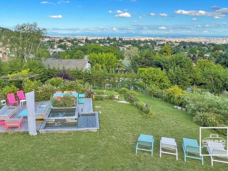 Vente maison / villa Saint didier au mont d or 1855000€ - Photo 2