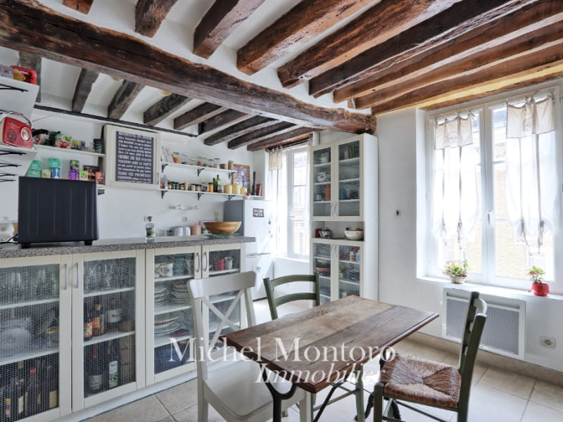 Vente appartement Saint germain en laye 595000€ - Photo 2