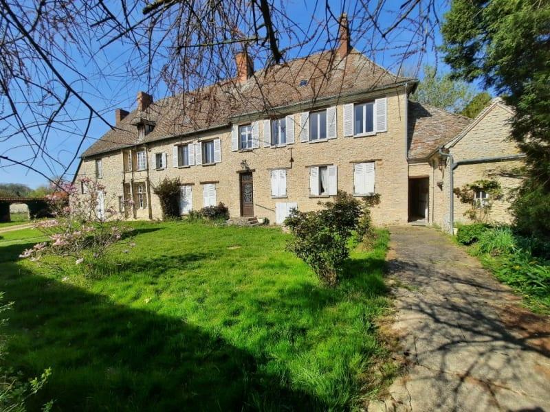 Sale house / villa St clair sur epte 595800€ - Picture 1