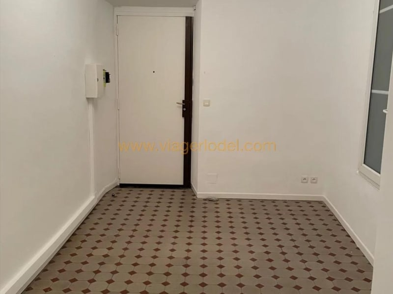 Life annuity apartment Nice 228300€ - Picture 2
