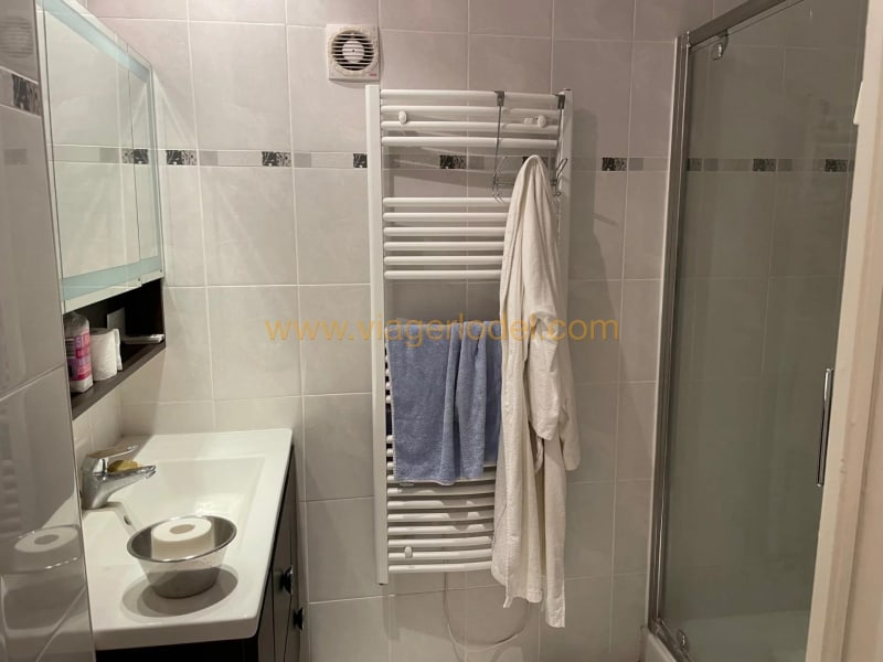 Life annuity apartment Nice 228300€ - Picture 5