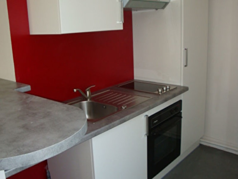 Rental apartment Rouen 687€ CC - Picture 3
