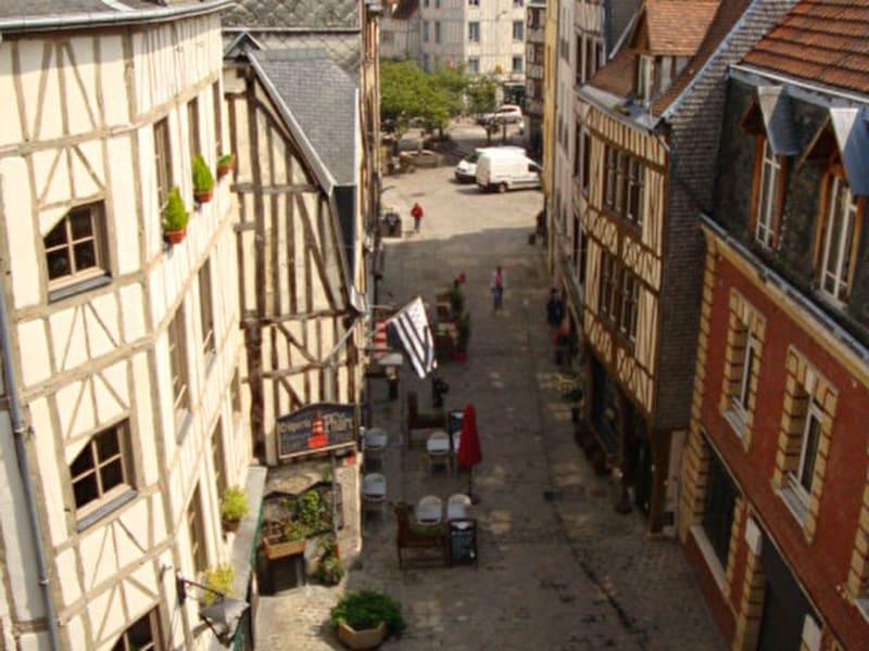 Rental apartment Rouen 687€ CC - Picture 7