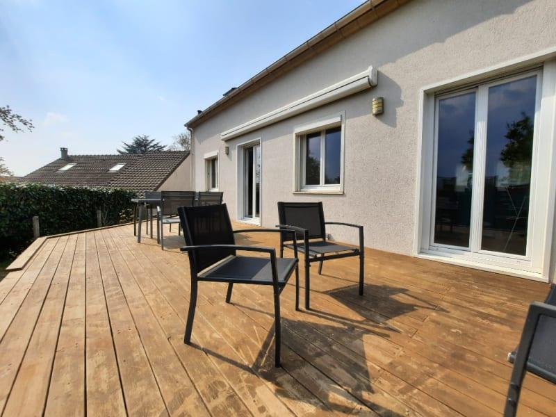 Sale house / villa Boissy l aillerie 477000€ - Picture 1