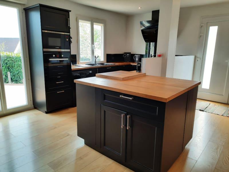 Sale house / villa Boissy l aillerie 477000€ - Picture 4