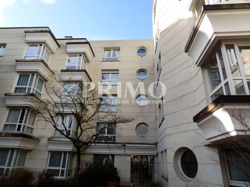 Location appartement Chatenay malabry 1234€ CC - Photo 1