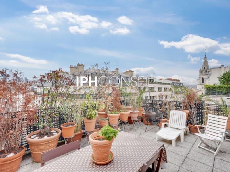 Vente appartement Neuilly sur seine 2080000€ - Photo 1