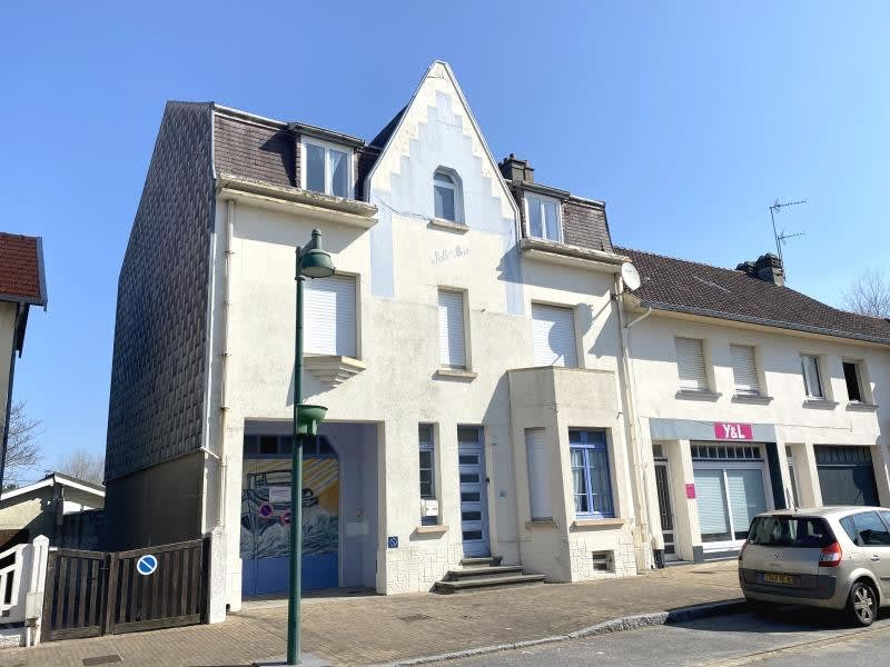 Sale apartment Quend 123700€ - Picture 1