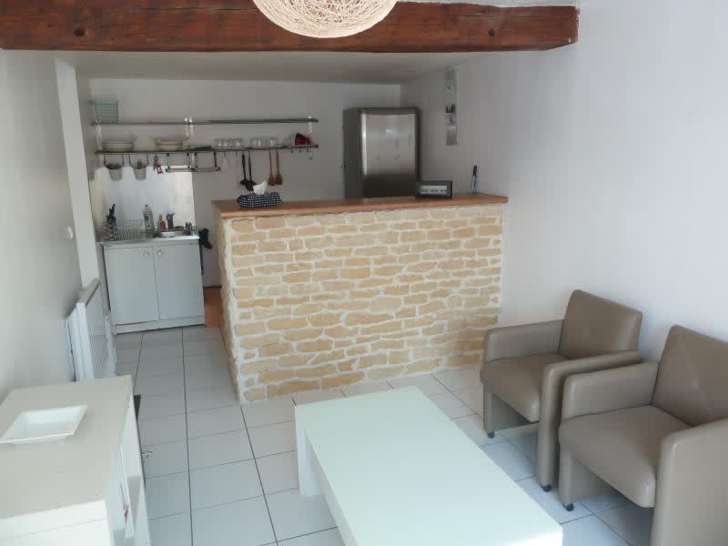 Rental apartment Vaux sur seine 550€ CC - Picture 2