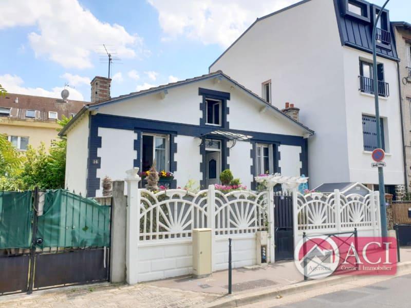 Sale house / villa Asnieres sur seine 460000€ - Picture 1