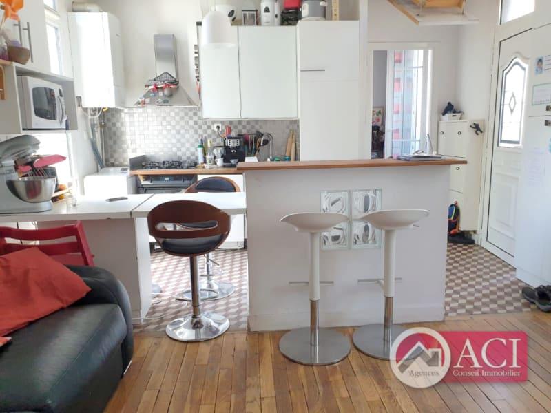Sale house / villa Asnieres sur seine 460000€ - Picture 2