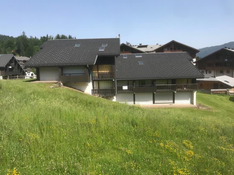 Sale apartment Morillon 99000€ - Picture 1