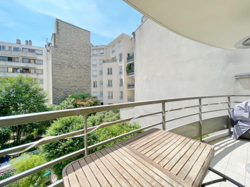 Vente appartement Paris 20ème 449000€ - Photo 4