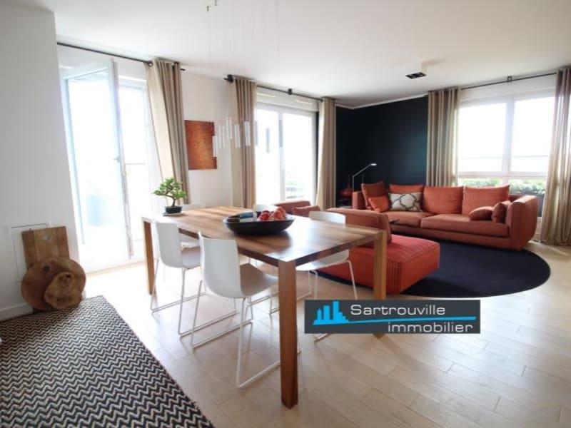 Sale apartment Sartrouville 505000€ - Picture 1