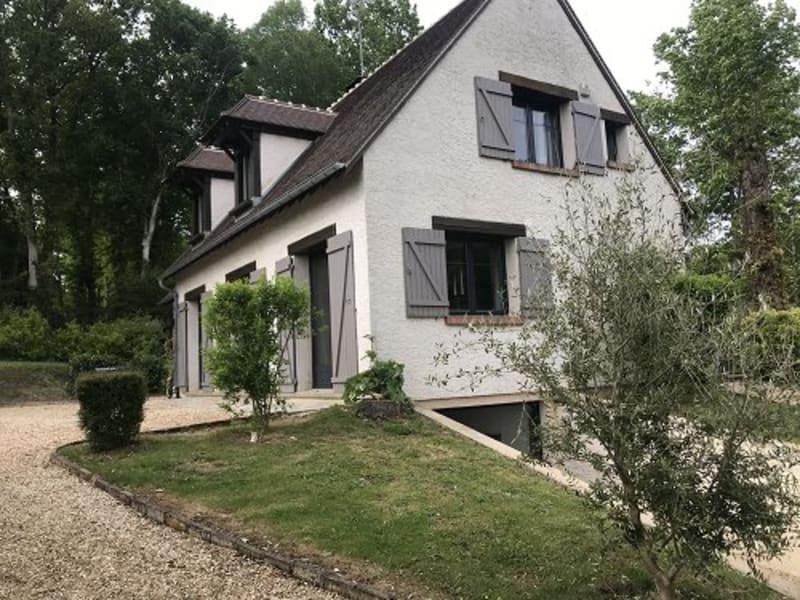 Sale house / villa Abondant 420000€ - Picture 1