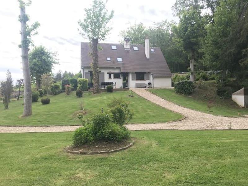 Sale house / villa Abondant 420000€ - Picture 2