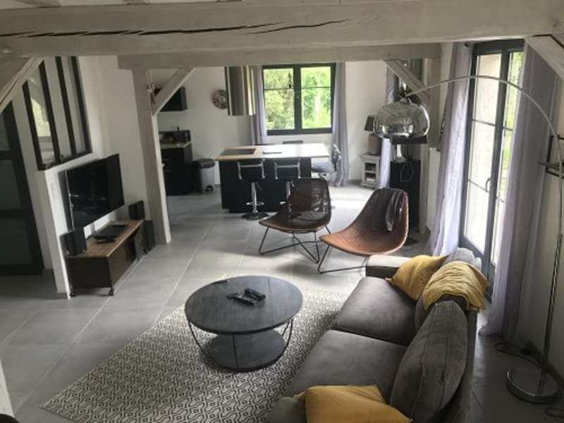 Sale house / villa Abondant 420000€ - Picture 4
