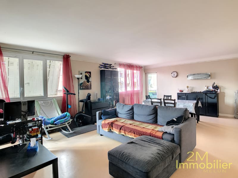 Rental apartment Melun 1043€ CC - Picture 2