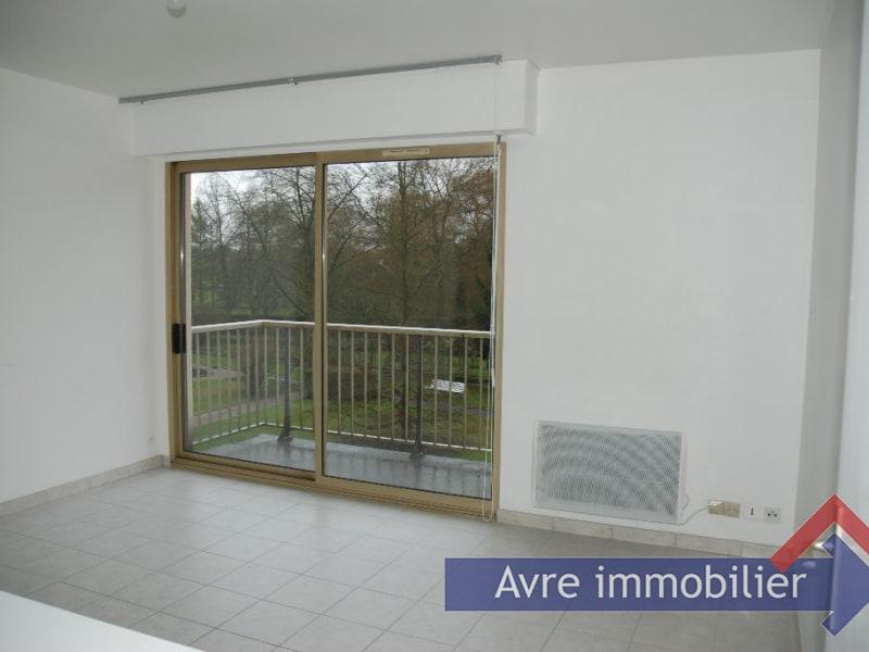 Rental apartment Verneuil d avre et d iton 375€ CC - Picture 1